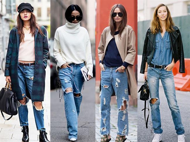 Jean pantolonlar, gardırobumuzun vazgeçilmez parçalarındandır. Günlük hayatımızda da sıklıkla tercih ettiğimiz jeanlerle şık görünmek çok kolay. Sizin için son yılların en havalı jean modellerini bir araya getirdik!  Kaynak Fotoğraflar: Pinterest