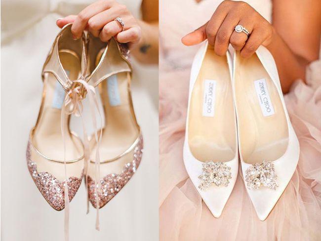 Gelin ayakkabısı, düğün gününün en önemli aksesuarlarından biridir. Bu özel gününüzde size eşlik edecek olan ayakkabı şıklığınızı tamamlamalı ve rahat olmalıdır. Biz de sizler için en şık ayakkabı modellerini bir araya getirdik.  Kaynak Fotoğraflar: Pinterest