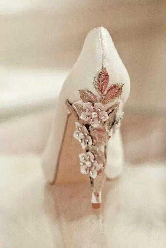 En Güzel Gelin Ayakkabısı Modelleri - 5
