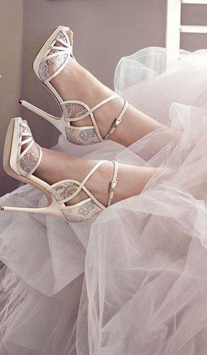En Güzel Gelin Ayakkabısı Modelleri - 29