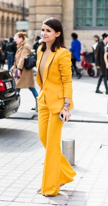 Sezonun Gözdesi: Takım Elbise Kombinleri - 16