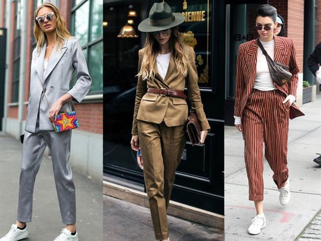 Sezonun Gözdesi: Takım Elbise Kombinleri - 18