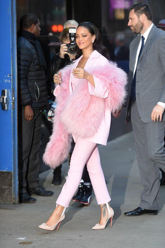 Rihanna'nın En İyi 27 Kombini - 6