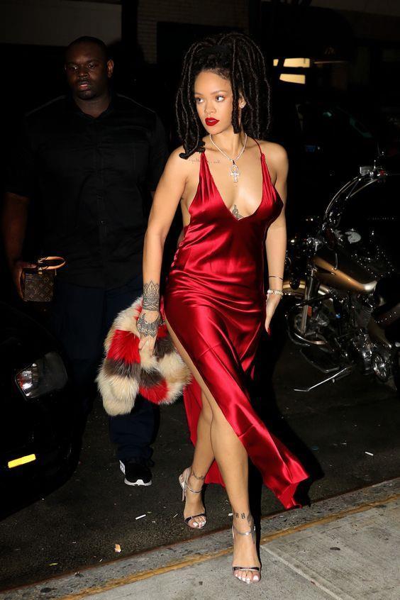 Rihanna'nın En İyi 27 Kombini - 8