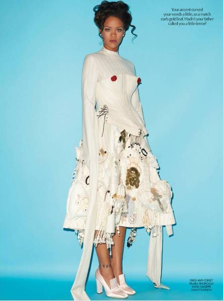 Rihanna'nın En İyi 27 Kombini - 26