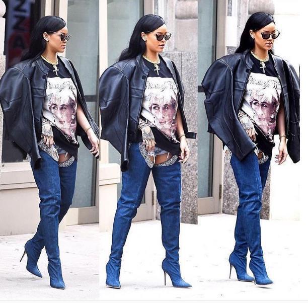 Rihanna'nın En İyi 27 Kombini - 28