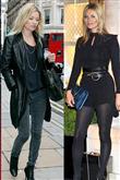 6 Adımda Kate Moss'un Stilinden İlham Alın - 1