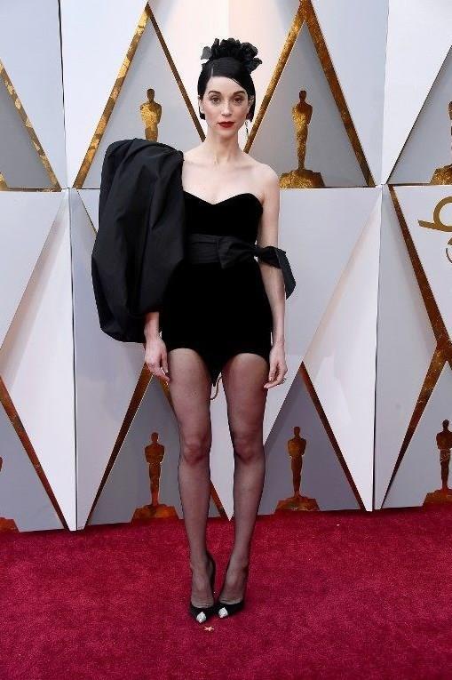 2018 Oscar Ödül Töreni En İyi Görünümler - 14