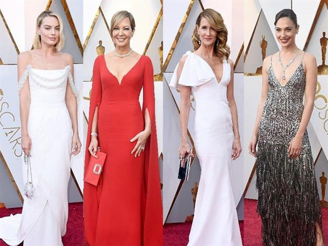 2018 Oscar Ödül Töreni En İyi Görünümler - 1