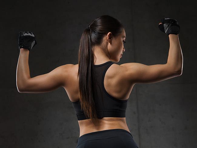 Kol Kası İçin Pratik Egzersizler - 1