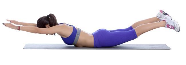 8 Egzersizle Gücünüzü Artırın! - 8