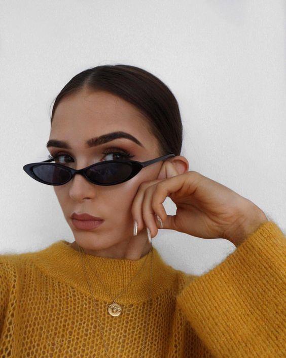 d0cf8b9fd04ab 2018 Gözlük Model Ve Trendleri /2 - Moda - Mahmure Foto Galeri