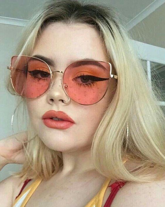 b4bd0c428ec80 2018 Gözlük Model Ve Trendleri /3 - Moda - Mahmure Foto Galeri