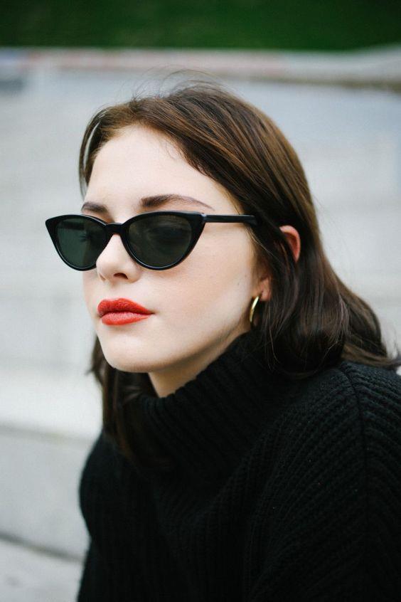 d435e2be16bc6 2018 Gözlük Model Ve Trendleri /10 - Moda - Mahmure Foto Galeri