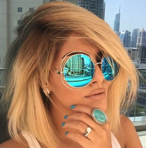 e8772e93a0e06 2018 Gözlük Model Ve Trendleri /21 - Moda - Mahmure Foto Galeri