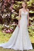 İlkbahar Düğünleri İçin Gelinlik Modelleri - 4