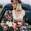 İlkbahar Düğünlerine Özel Gelin Saçı Modelleri - 5