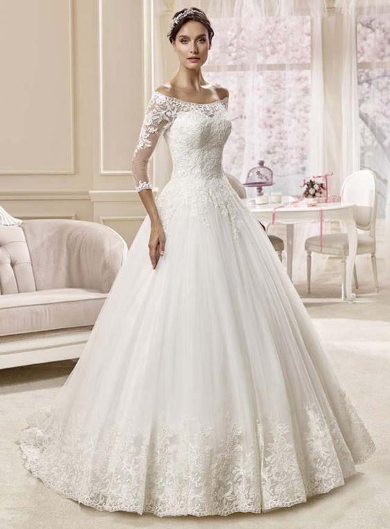 a708fd012a839 En Güzel Prenses Gelinlik Modelleri /3 - Moda - Mahmure Foto Galeri