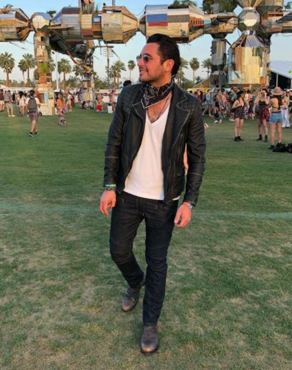 Ünlülerin Coachella Coşkusu! - 22