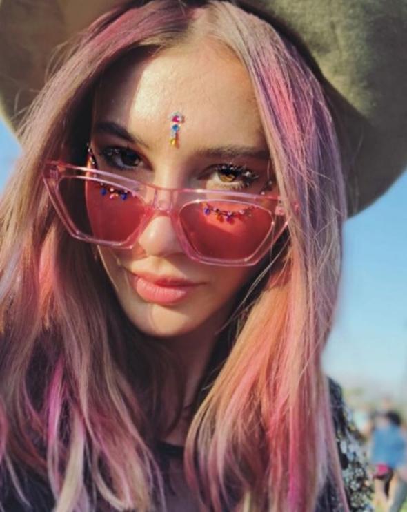 Ünlülerin Coachella Coşkusu! - 5