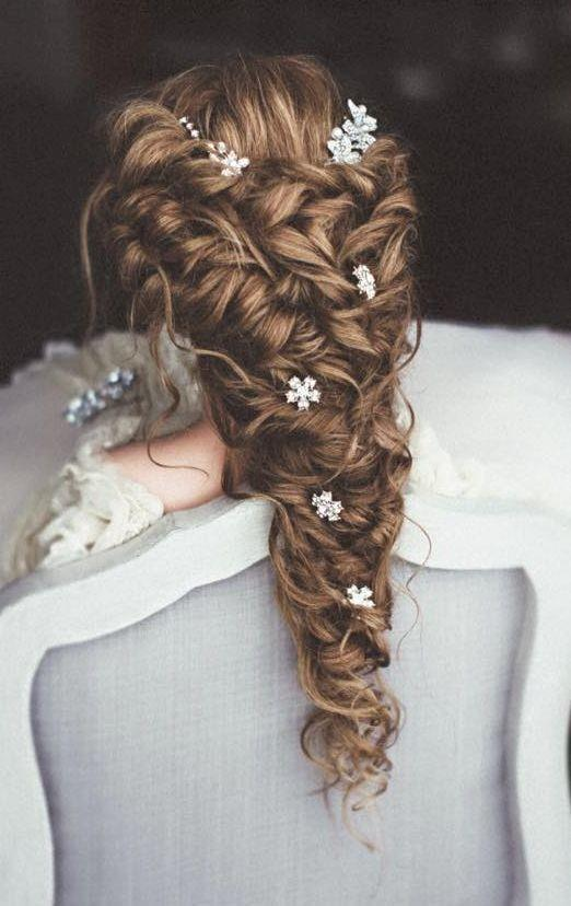 En Şık Gelin Saçı Aksesuarları - 3