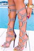 Gladyatör Ayakkabı Trendi - 3