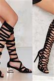 Gladyatör Ayakkabı Trendi - 1