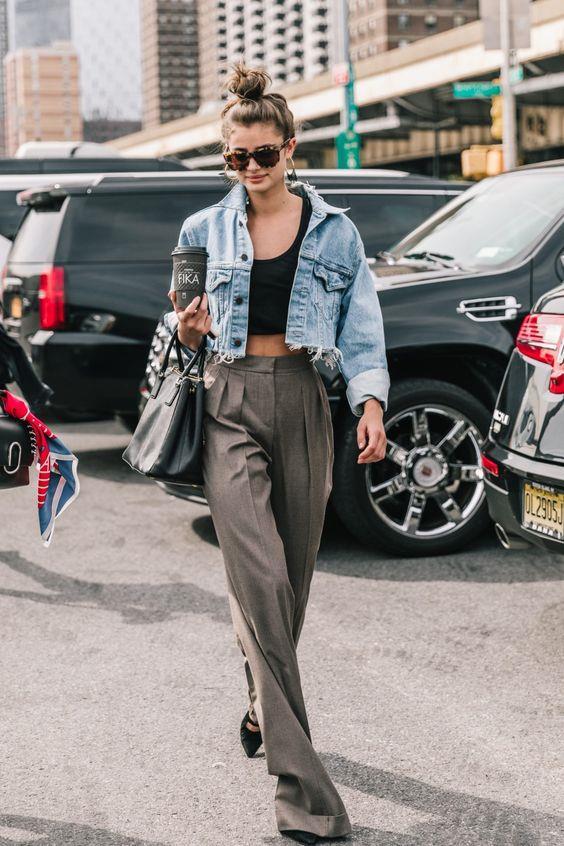 Modası Geçmeyen Trend: Denim Modası - 12