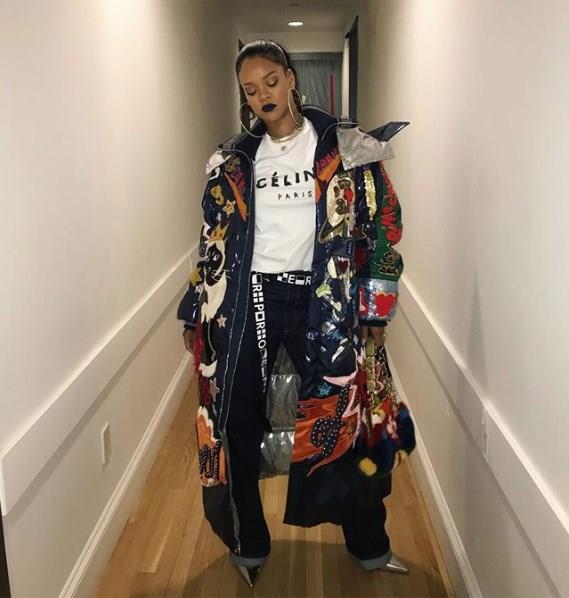 10 Adımda Rihanna Stili - 12