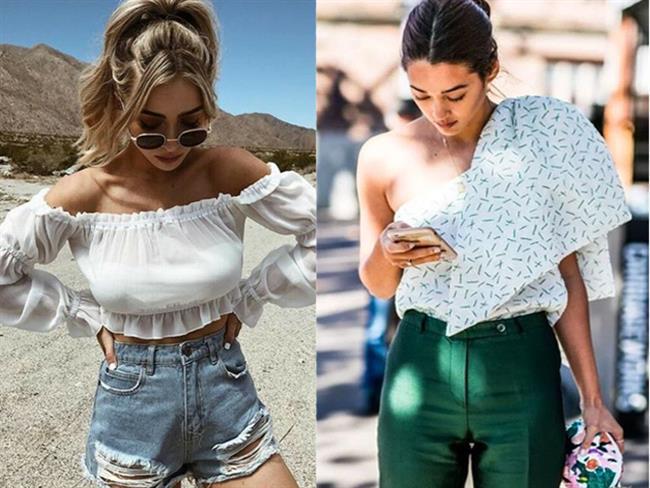 2018 yaz modasında öne çıkan trendler neler ? Hangi parçalar İN hangi parçalar OUT oldu ? İşte tüm bu soruların cevaplarını sizler için mercek altına aldık.  Kaynak Fotoğraflar: Pinterest