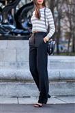 Geniş Paça Pantolonlarınız İçin Stil Önerileri - 2