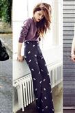 Geniş Paça Pantolonlarınız İçin Stil Önerileri - 1