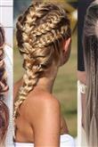 Romantikten Asiye En Güzel Saç Örgüsü Modelleri - 1