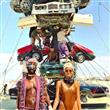 Burning Man Festivali 2018 - 16