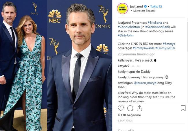 70. Emmy Ödül Töreni Ünlü Geçidi - 19
