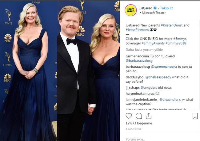 70. Emmy Ödül Töreni Ünlü Geçidi - 6