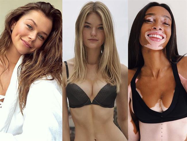 Victoria's Secret'ın Yeni Melekleri - 1