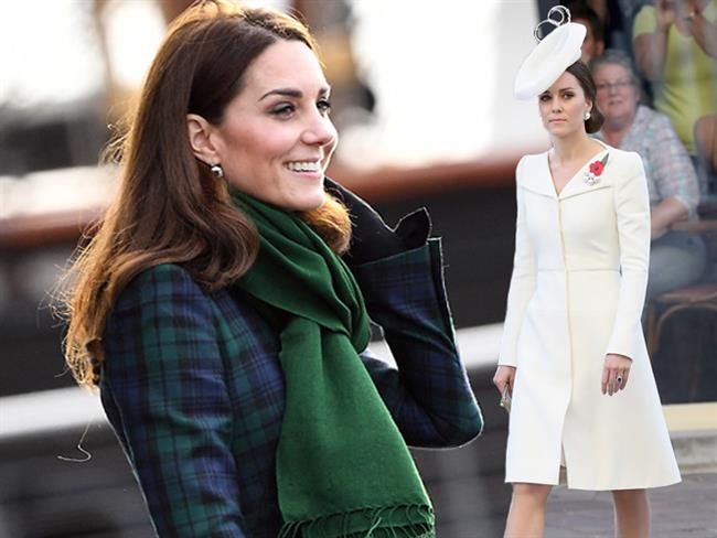 Kate Middleton'ın Zamansız Stili - 1
