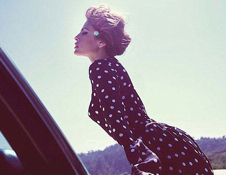 Eva Mendes Vogue'a soyundu - 3