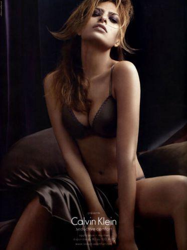 Eva Mendes Vogue'a soyundu - 10
