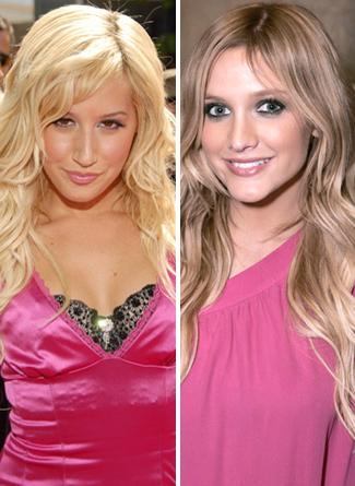 Ashlee Simpson ve Ashley Tisdale