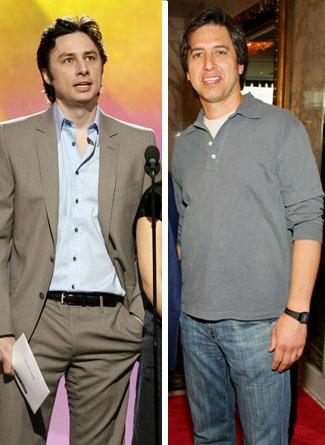Zach Braff ve Ray Romano