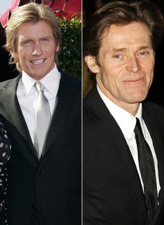 Dennis Leary ve Willem Dafoe