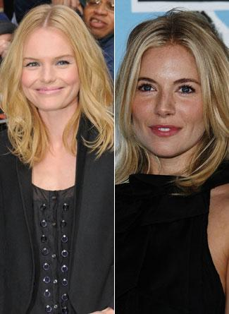 Kate Bosworth ve Sienna Miller