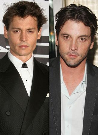 Johnny Depp ve Skeet Ulrich