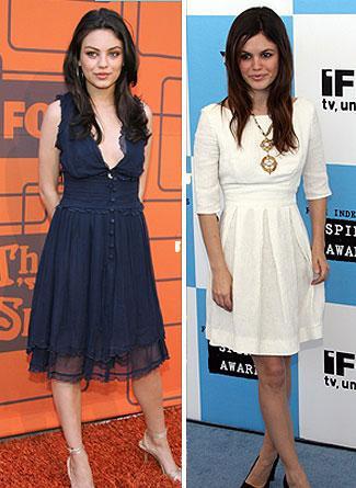 Mila Kunis ve Rachel Bilson