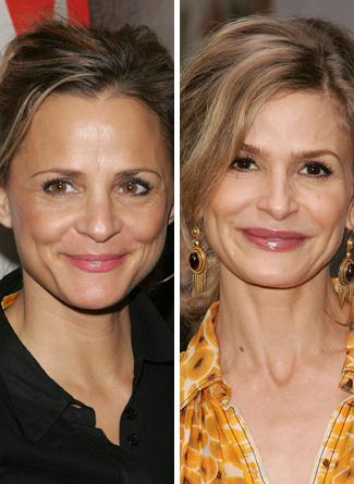 Amy Sedaris ve Kyra Sedgwick