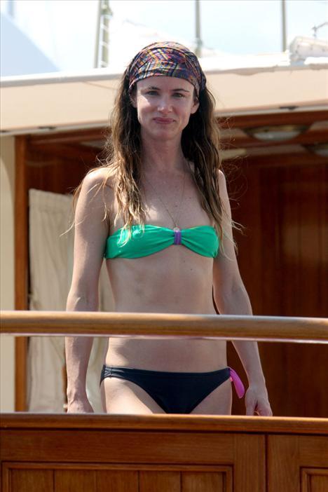 Juliette Lewis bikiniyle görüntülendi - 13