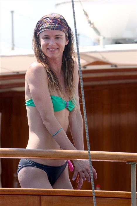 Juliette Lewis bikiniyle görüntülendi - 19