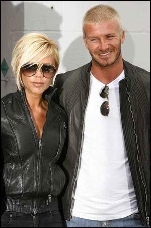 Beckham'ın en zor anları